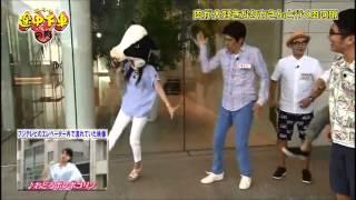 永島優美アナ(ユミパン) ピーヒャラダンス