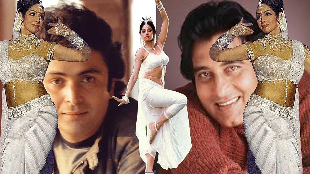 Download Film Chandni Stars Are Living Together In Chand Ki Chandni || Rishi Kapoor || Vinod Khana || Sridevi