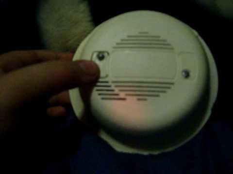 BRK Smoke Detector Test