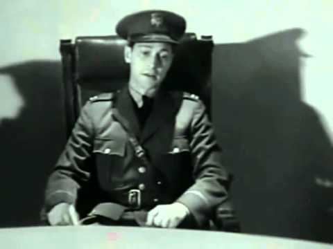 """Movie to Watch for President's Day: """"Gabriel Over the White House"""" (Gregory La Cava, 1933)"""