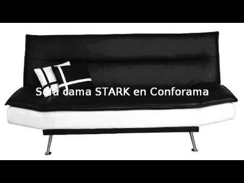 Sofa Cama Stark En Conforama Youtube