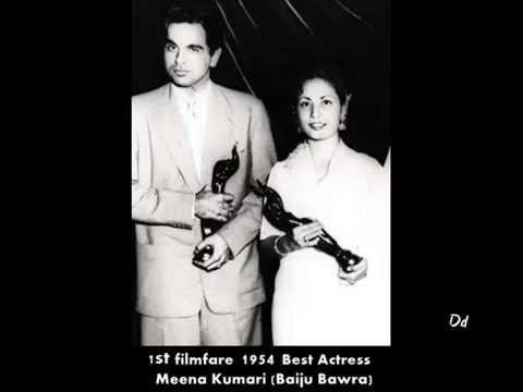 Meena Kumari Filmfare Awards