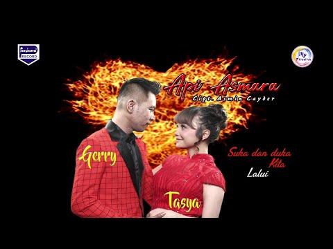gerry-mahesa-feat-tasya-rosmala---api-asmara-(official-lyric-video)