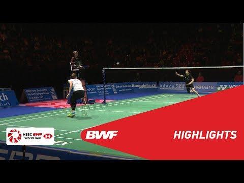 YONEX Swiss Open 2018 | Badminton WS - SF - Highlights | BWF 2018