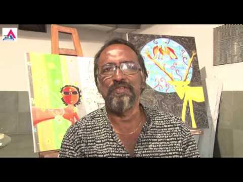K Murlidharan in Jaipur Art Summit