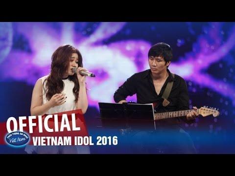 VIETNAM IDOL 2016 - GALA 6 - MẸ YÊU CON - THẢO NHI