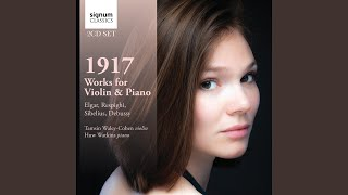 Five Pieces for Violin & Piano, Op. 81: I. Mazurka