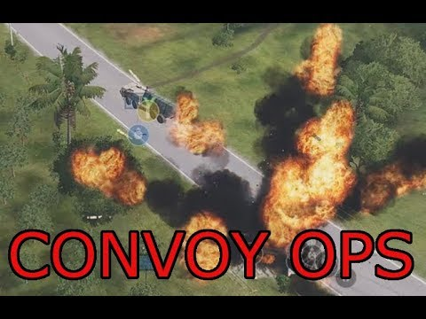 The Convoy: Arma 3 Zeus Syndikat Campaign Episode 5