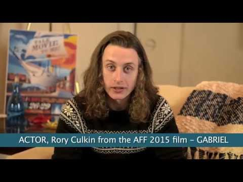 Rory Culkin Supports AFF in the Great Give