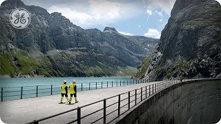 Switzerland: The Alpine Battery - DRONEWEEK - GE thumbnail
