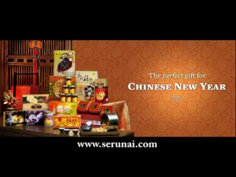 Chinese New Year hampers from Serunai
