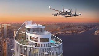 «Воздушный порт» для летающих авто: будущее в Майами уже началось