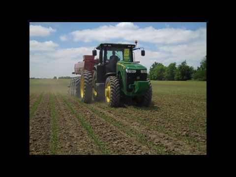 Replacing Commercial Sidedress Nitrogen With Liquid Livestock Manure On Emerged Corn