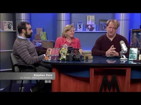Metro Nation:  Jacksonville Interview.  Nancy Soderberg, Arash Kamiar, Stephen Dare