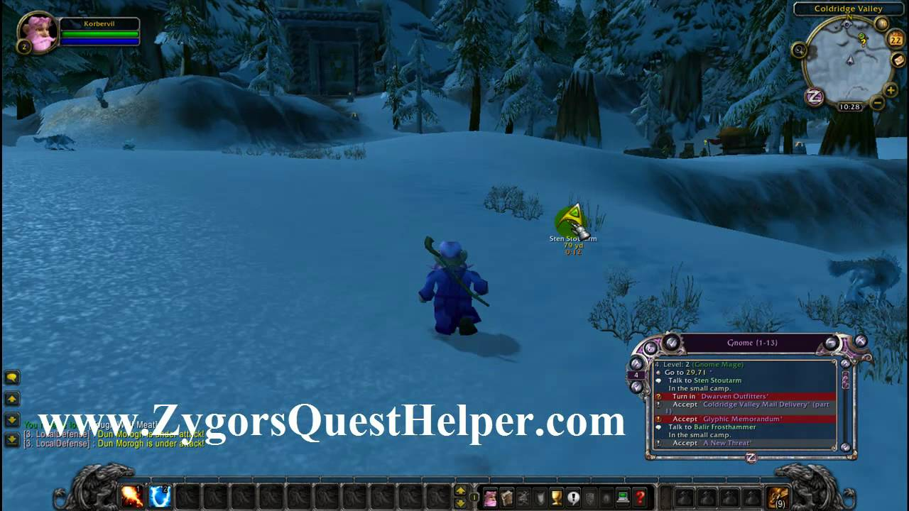quest helper wow 3.3.5