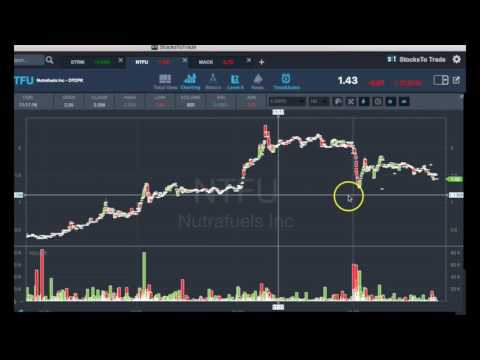 My First Live Trading Video Of 2017