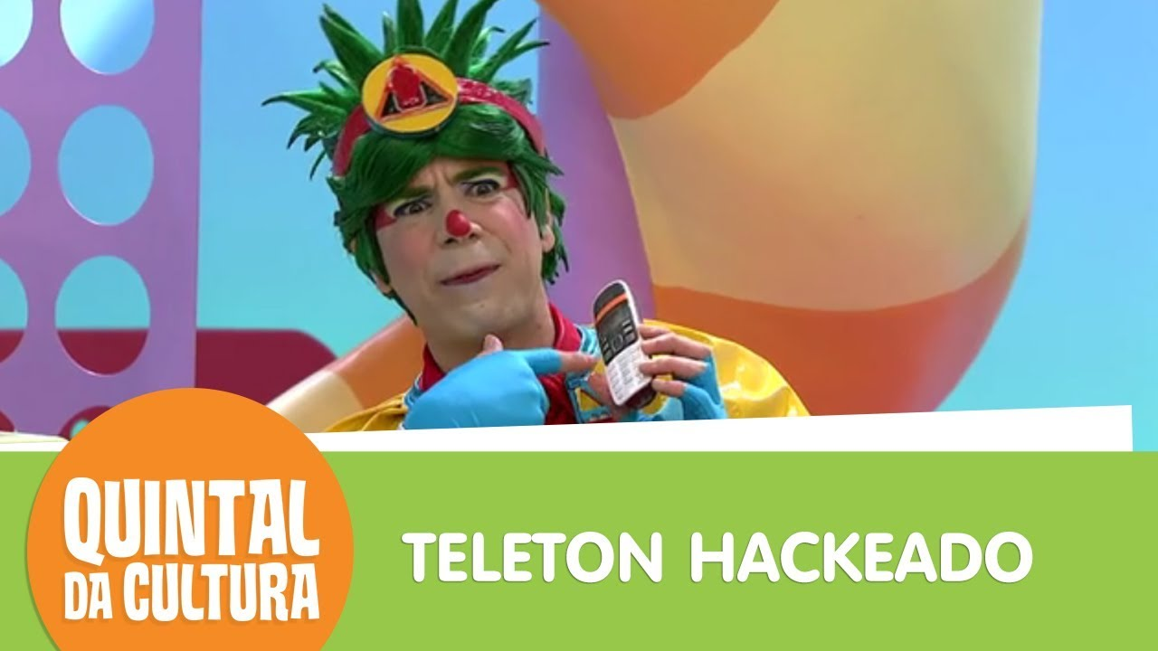 Liga Extraordinária do Teleton | Quintal da Cultura - YouTube