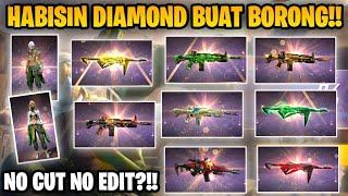 HANYA BISA MELIHAT TAK BISA MEMILIKI!! NO CUT? NO EDIT!? MISTERY SHOP PART 2!! - FREE FIRE INDONESIA