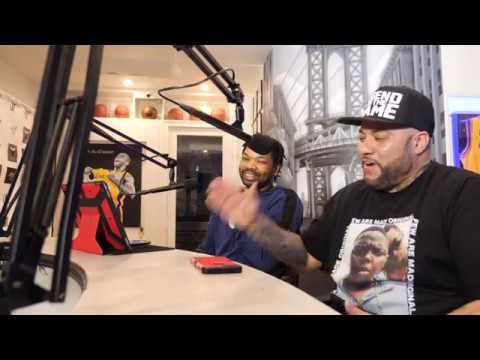 Media City Podcast Episode 1 Felix Natal Jr & Kendall Holt