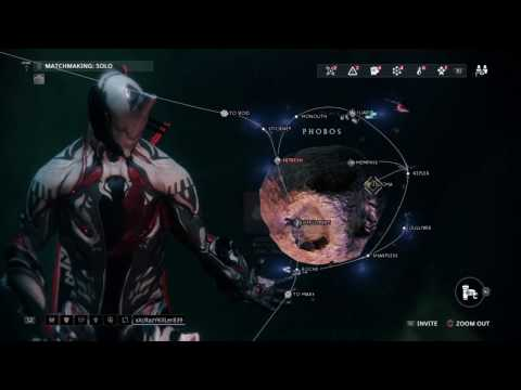 Warframe Story mission and Credit Farming XD