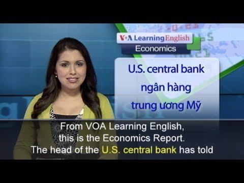 Phát âm chuẩn cùng VOA - Anh ngữ đặc biệt: U.S. Economy (VOA-Econ)