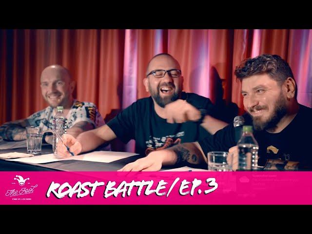 The Fool - Roast Battle - ep. 3
