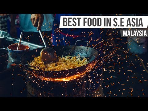 BEST FOOD IN SOUTH EAST ASIA | Malaysia & Singapore #3