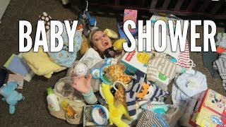 BABY SHOWER | HAUL