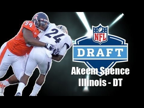Akeem Spence NFL Jerseys