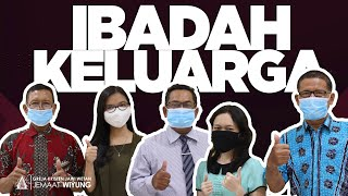 Ibadah Keluarga (Batih), 01 Oktober 2020 // GKJW Jemaat Wiyung