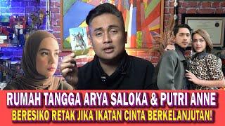 Download lagu RUMAH TANGGA ARYA SALOKA DAN PUTRI ANNE BERESIKO RETAK JIKA IKATAN CINTA BEREPISODE PANJANG.