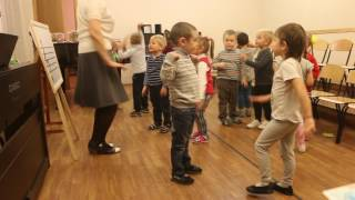 Урок музыки в ДШИ г. Жуковский. Часть 8