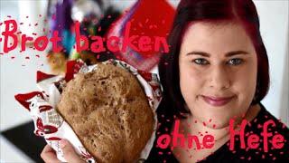 Hefefreies Brot backen