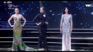 Hoa hậu hoàn vũ VN 2017: Ứng xử của top 5