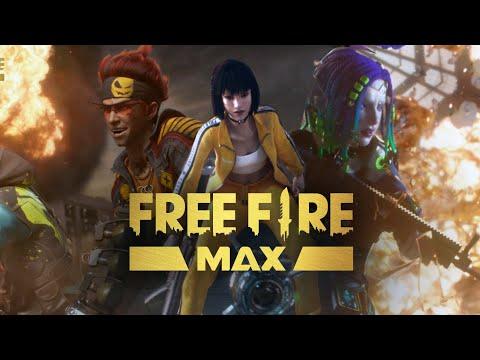 Free Fire Max Launch Date!   Garena Free Fire MAX