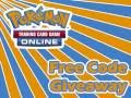 Free Pokemon Trading Card Online Codes Giveaway!
