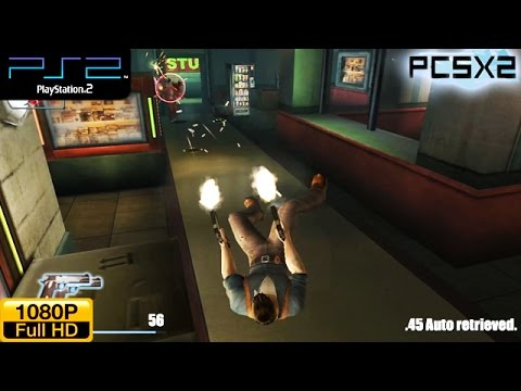 Dead to Rights 2 - PS2 Gameplay 1080p (PCSX2)