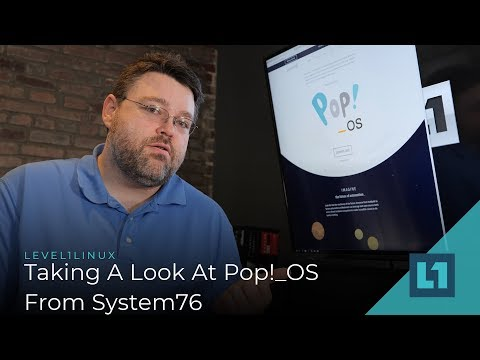 Taking A Look At Pop!_OS From System76