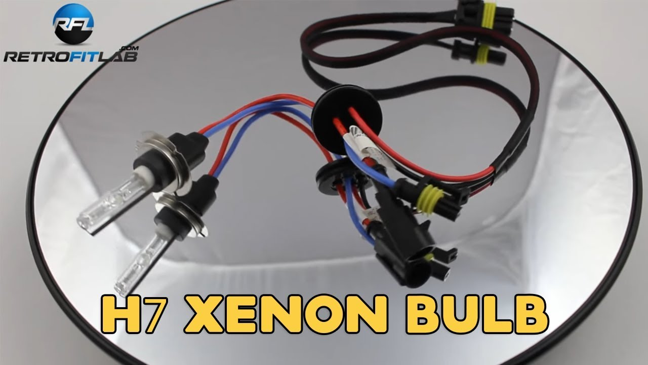 hight resolution of h7 bulb wiring