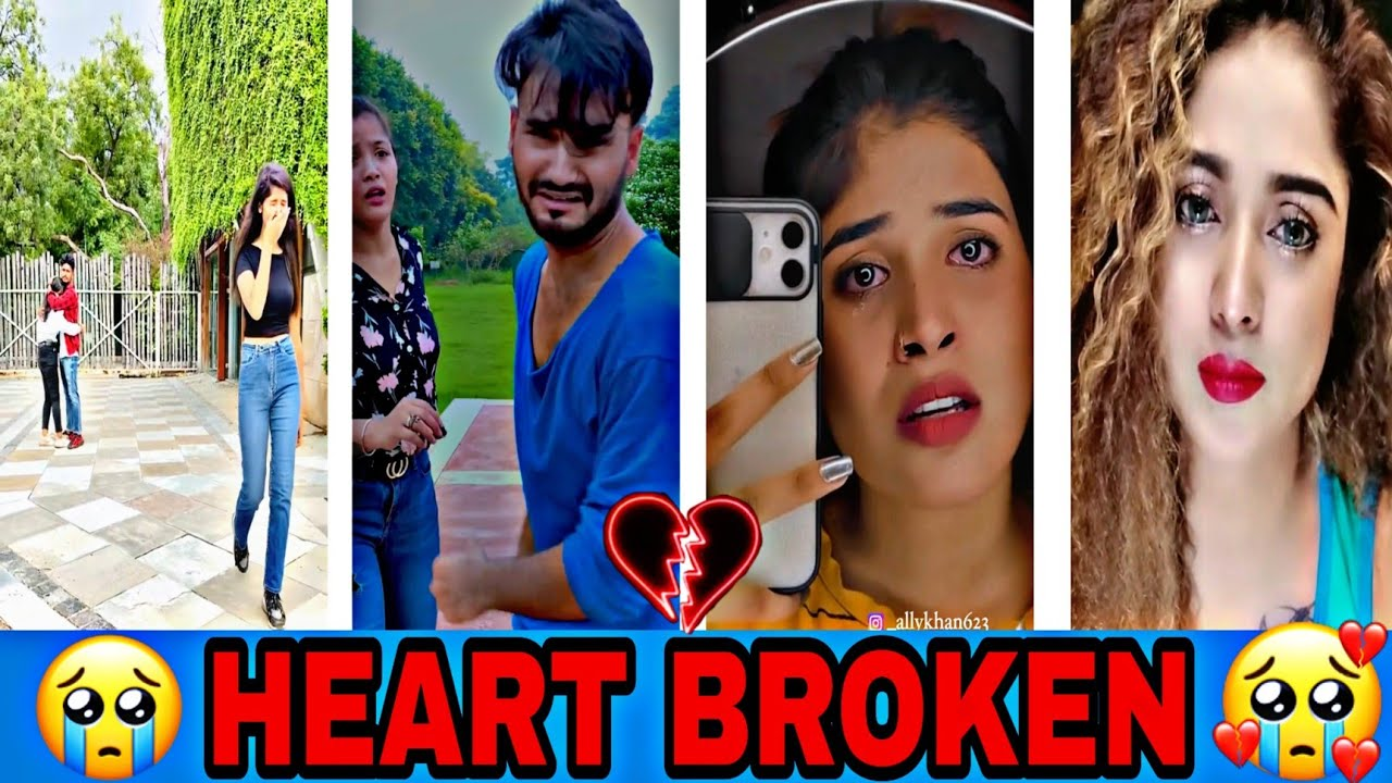 Breakup 💔💔💔 Tik Tok Videos || Sad Tik Tok Videos || ``Tik Tok Videos`` || Tik Tok || PART-186 ||