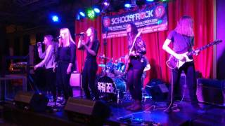 Thundering Voices /  Rival Sons Cover / School of Rock Rochester House Band -