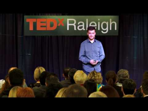 Why technology has become my art   Ricky Hopper   TEDxRaleigh