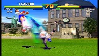 [TAS] Street Fighter EX Plus Alpha - Blair Dame