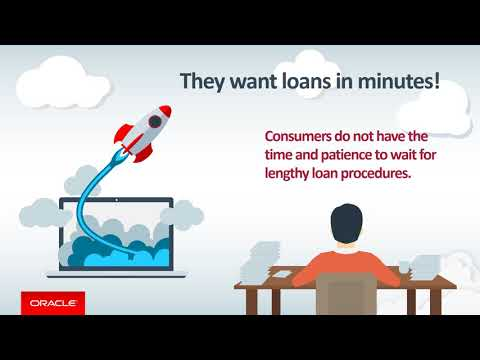 Oracle Financial Lending and Leasing on Cloud: A Teaser
