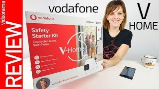 Vodafone V-Home - convierte tu HOGAR en INTELIGENTE-