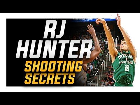 RJ Hunter Shooting Form: NBA Shooting Secrets