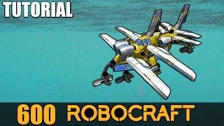 Robocraft Tutorial