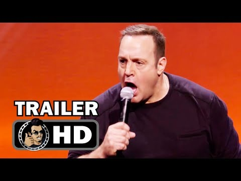KEVIN JAMES: NEVER DON'T GIVE UP   HD Netflix Comedy Special