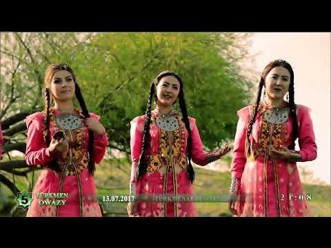 Bagtyyarlyk Nagmalary-Bilezik (Oficcial Hd Vidio) Turkmen Owazy