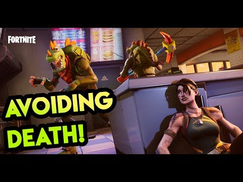 HOW TO AVOID DEATH - FORTNITE DUO'S!